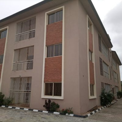 A block of 6 units of 3bedroom apartment for cooperate lease