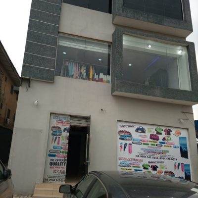 Office space available to let in Ogudu